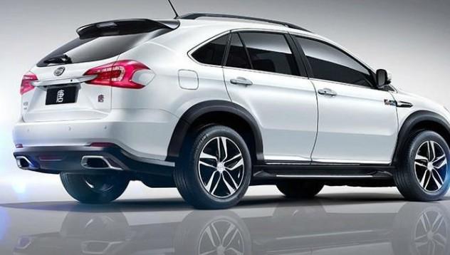 Китайски SUV конкурира Cayenne