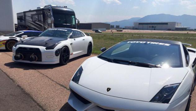 Lamborghini Gallardo с над 2300 конски сили