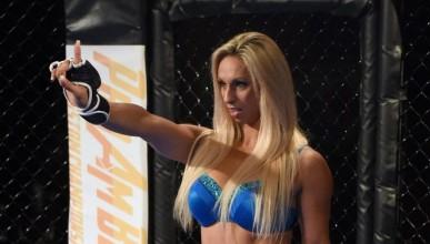 Смесени бойни изкуства за жени по бельо