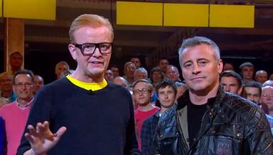 Мат Лебланк няма да снима втори сезон на Top Gear