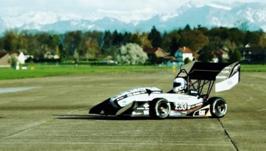 Студенти от Швейцария поставиха рекорд за скорост