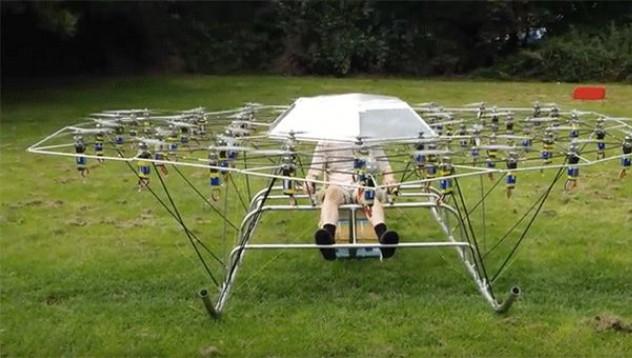 Бъдещите приложения на дроновете