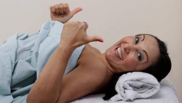 Масаж на вагината събужда сексуалната енергия на тялото