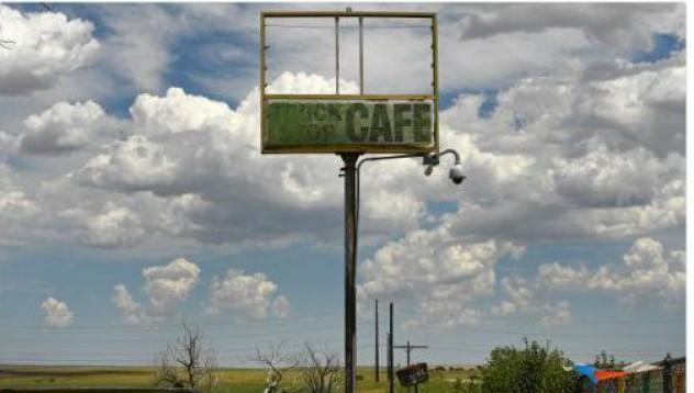 Призрачен град в Америка за продан