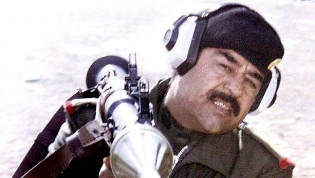 Саддам искал да направи холивудска конкуренция