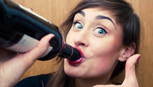Алкохолът пази тайната на добрите отношения у дома