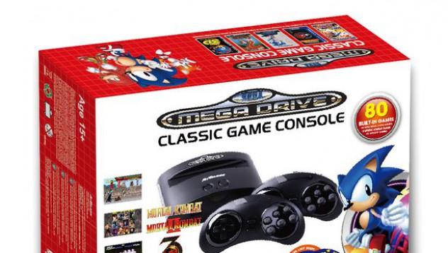 Sega Mega Drive Mini идва на пазара