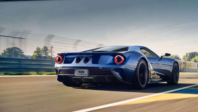 Ford изпращат 6006 отказа за GT