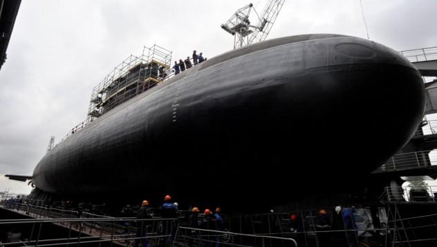 Русия води в подводното въоръжаване