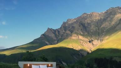 Хотел предлага 360-градусова панорама