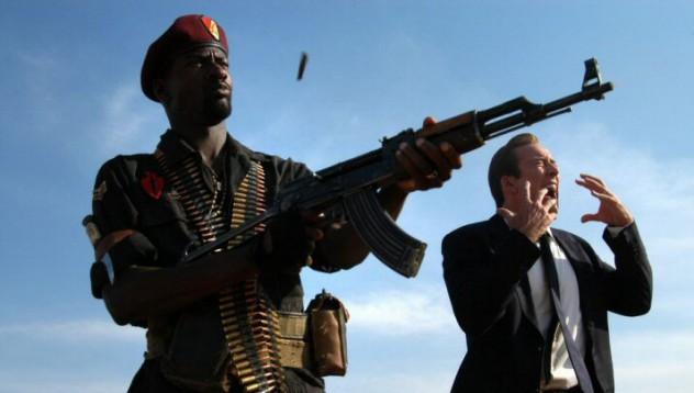 АК-47 е любимото оръжие на всеки терорист