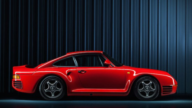 Колко струва днес Porsche 959