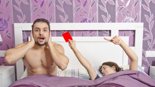 Ако не правиш червен секс, не си никакъв джентълмен