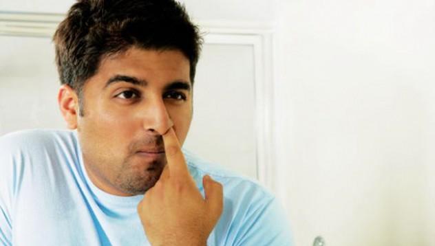 Бъркането в носа е вредно за здравето