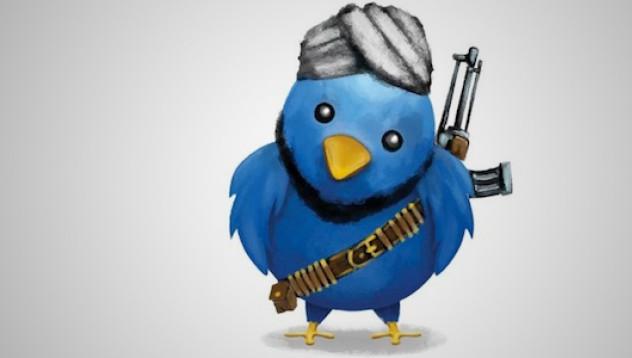 Twitter закрива терористични акаунти