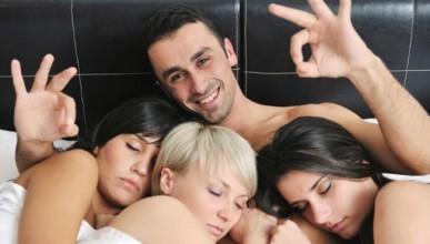 Сексуалните партньори на жената са белег за здрав брак