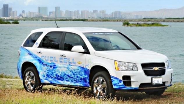 Американската армия разработва кола с водород