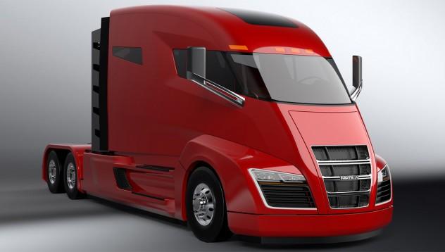 Nikola One е първият еко камион