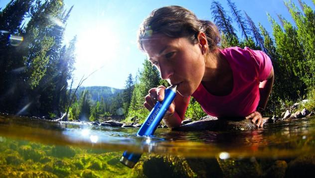 Сламката за пречистване на вода