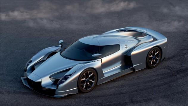 Тази спортна кола струва 1.3 милиона долара