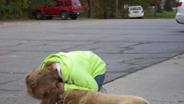 Куче стана посланик на град в САЩ