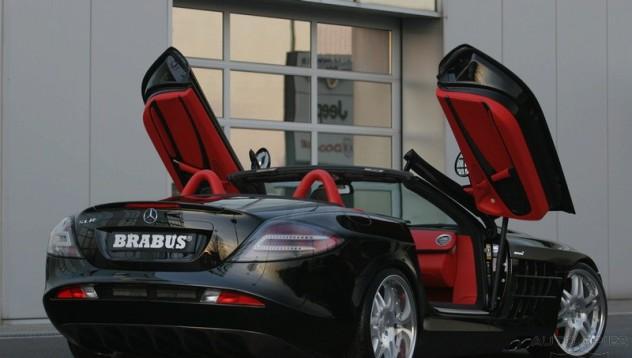 Brabus е немска педантичност с любов към високите скорости