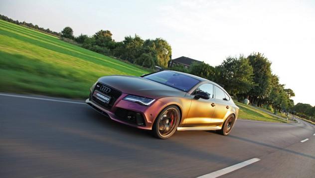 Audi RS7 с нова кожа и повече мощност