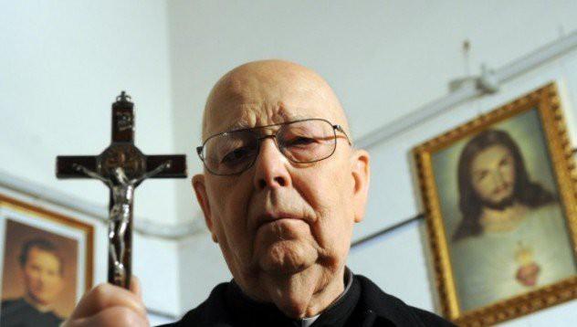 Най-добрият екзорсист на Ватикана почина на 91 години
