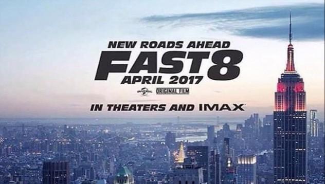 Fast 8 се разкрива на 11 декември