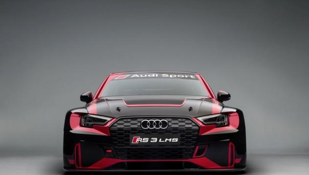 Audi RS3 LMS ще ви радва на пистата