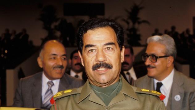 Саддам имал стая за мъчения в центъра на Ню Йорк