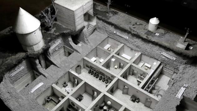 В бункера на Хитлер преди края на войната