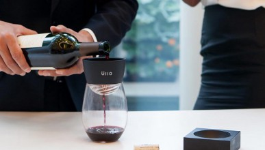 Пийте най-чисто вино с този филтър