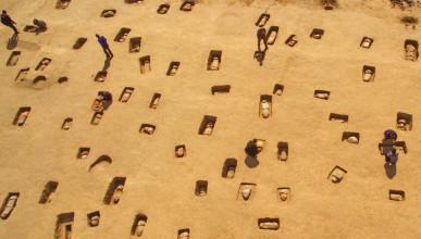 Откриха гробница на повече от 2000 години