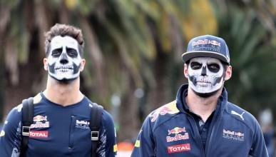 Red Bull Racing със специална маскировка