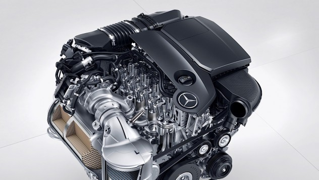 Mercedes-Benz пускат ново поколение двигатели