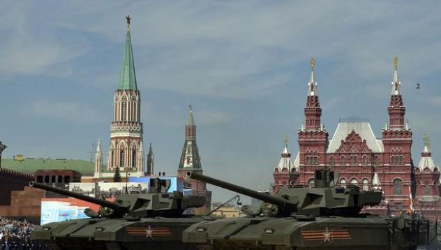 Руският Armata е най-добрият танк в света