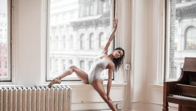 Най-красивата ръководителка на американския балетен театър