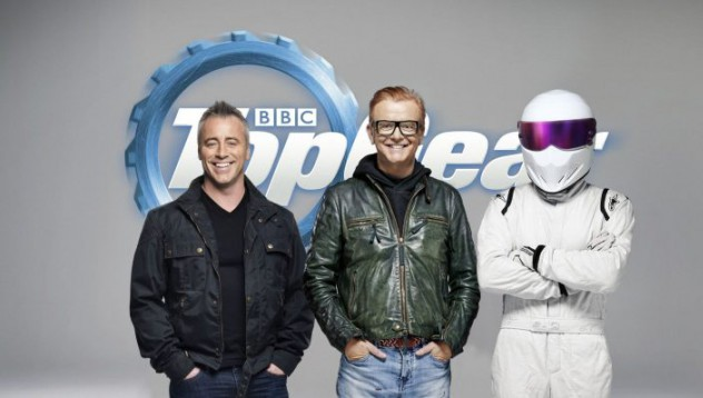 Top Gear премахва всички промени от Еванс