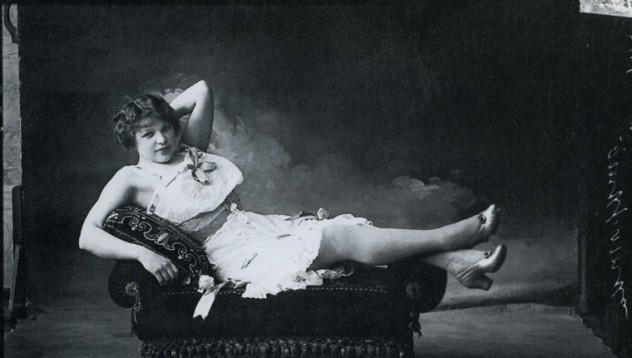 Проститутките в Руската империя