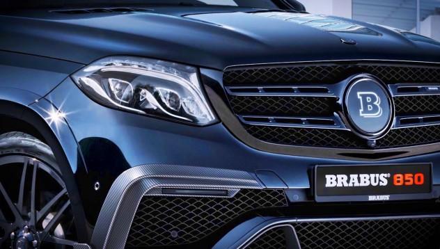 Brabus 850 XL е годзилата на пътя
