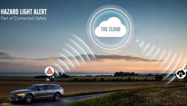 Volvo подобрява сигурността на пътя