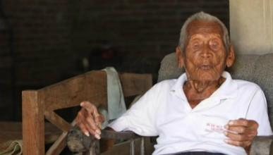Най-възрастният мъж в света е на 146 години