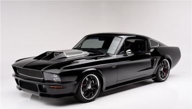 Един див Mustang от миналото