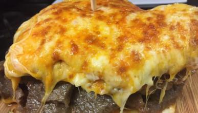 Бургер с 8000 калории