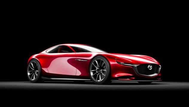 Mazda се отказа от роторния двигател