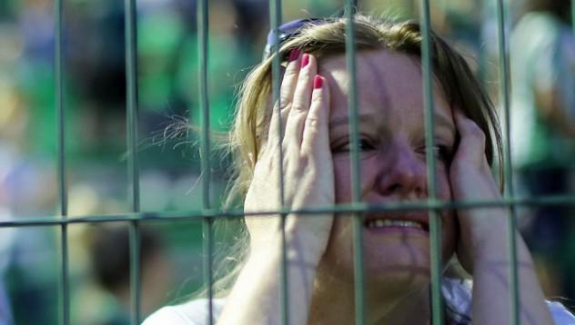 Жена наказа мъжа си за кръшкането