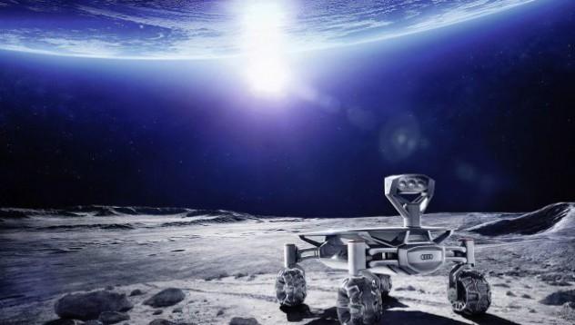 Audi ще покоряват луната