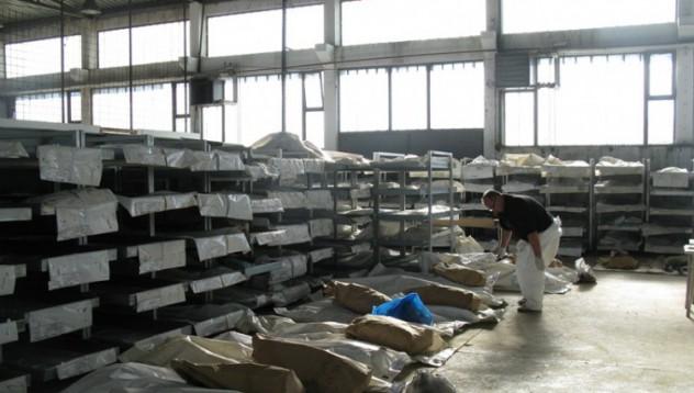 Босна още идентифицира телата в Сански мост