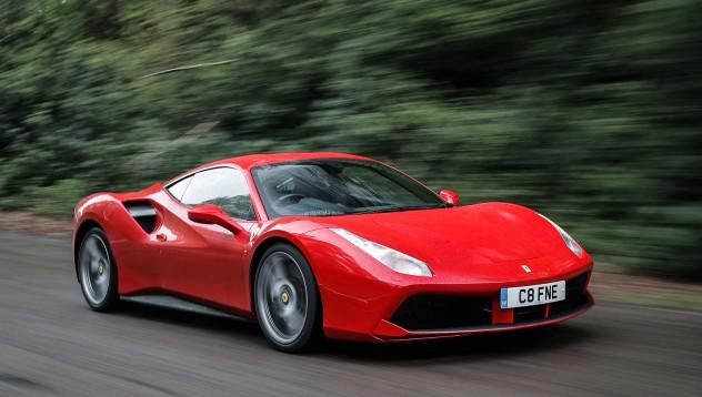 Ferrari ще заплати сериозна сума за вредни емисии